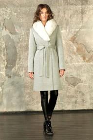 Пальто зимнее женское AlmaRosa N24 ПЗ W44