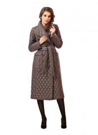Утепленное пальто Avalon из стеганой плащевой ткани 2273 СУ140 KK