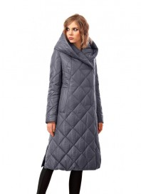 Утепленное пальто Avalon из стеганой плащевой ткани 2340 СУ140 78AC