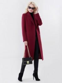 Пальто женское демисезонное Almarosa N74ПД 158