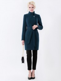 Пальто женское демисезонное Almarosa N76ПД 158
