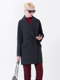 Пальто женское демисезонное Almarosa N77ПД ZST