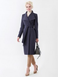Пальто женское демисезонное Авалон 2433ПД WT8