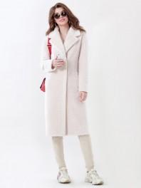 Пальто женское меховое демисезонное Авалон 2670ПМ ZZ