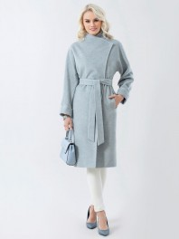 Пальто женское демисезонное AlmaRosa N43ПД W18
