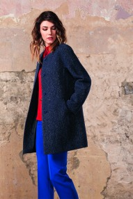 Пальто демисезонное AlmaRosa N6ПД S9