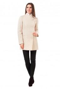 Утепленное пальто из стеганой плащевой ткани Авалон 2357 СУ120 78AB